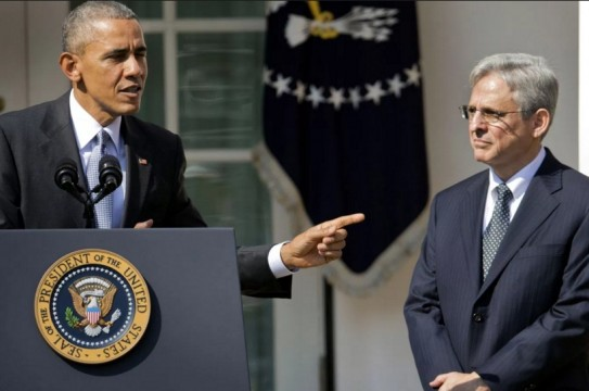 Obama Nominates Anti-Gunner Merrick Garland to SCOTUS – Gun Organization Encourages Senate to Declare Him DOA