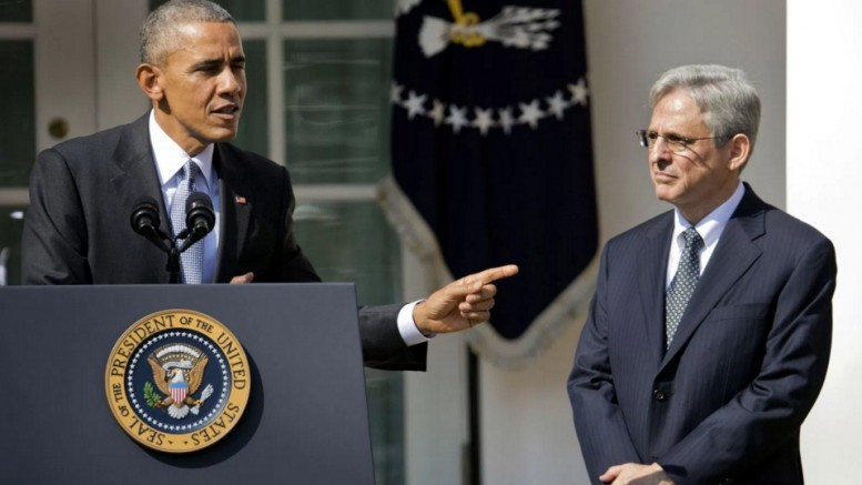 Will Obama risk losing a Supreme Court appointee to his petulance and arrogance?