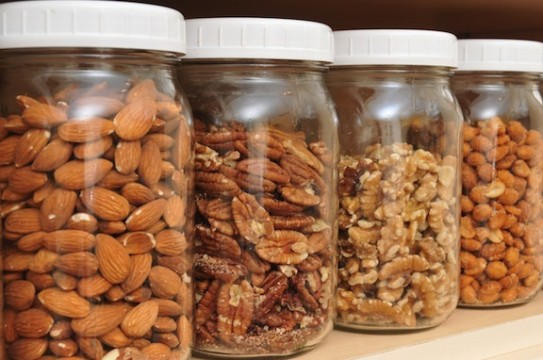 nuts-in-jars